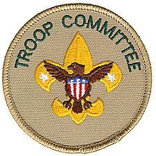 Troop 134 Parent / Committee Meeting @ via Zoom